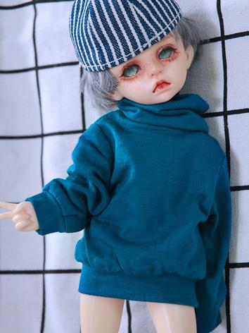 BJD Clothes Boy/Girl Blue/P...