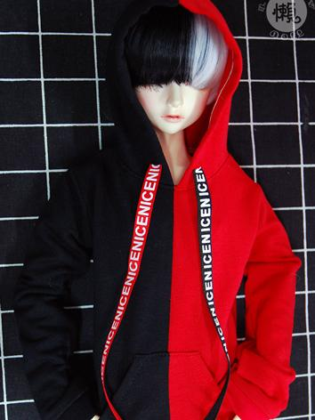 BJD Clothes Boy/Girl Hoody ...