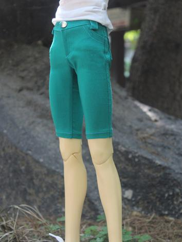 BJD Clothes Green Shorts Trousers for MSD/SD/70cm Ball-jointed Doll