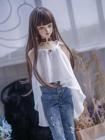 BJD Clothes Boy/Girl White ...