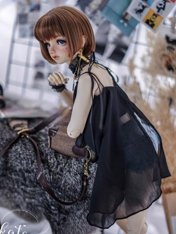 BJD Clothes Boy/Girl Black ...
