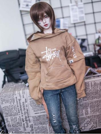 BJD Clothes Boy/Girl Khaki/...