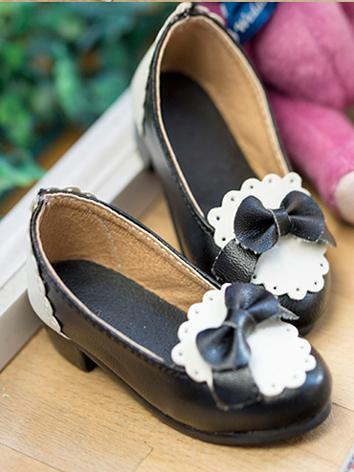 1/3 Shoes Girl/Boy Black Sh...