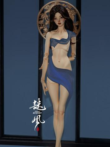 BJD Body 66CM Girl Body Bal...