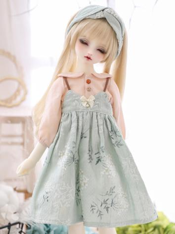 BJD Clothes Girl White/Beig...