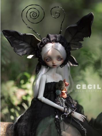 BJD Cecilia Girl 43cm Boll-jointed doll