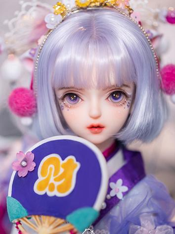 BJD Miu Girl 44cm Ball-join...
