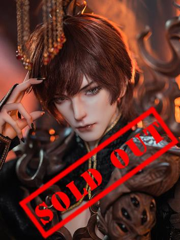 Limited Fullset BJD Leo · Yama Boy 63.5cm Ball-jointed Doll