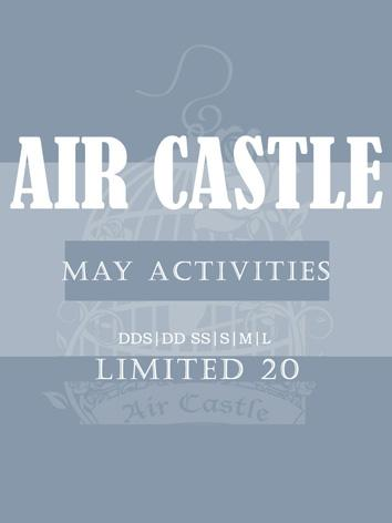 Air Castle May Activities L...