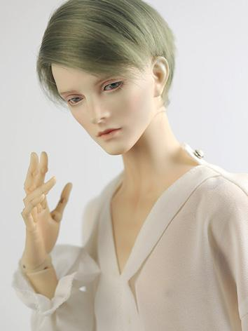 BJD Head Galileo head Ball-...