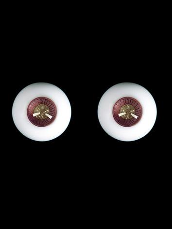 BJD Eyes 16mm White Doe eye...