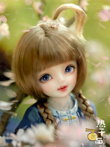(AS Agency)BJD 1/6 Sesame Noodle (Food Court collection) 31cm Ball Jointed Doll