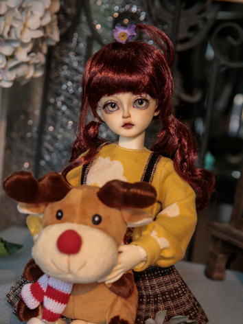 BJD Lilith 42.5cm Girl Ball-jointed doll_ALM 1/4 DOLL_ALM