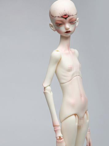 BJD Doll 44cm Body Male Bod...