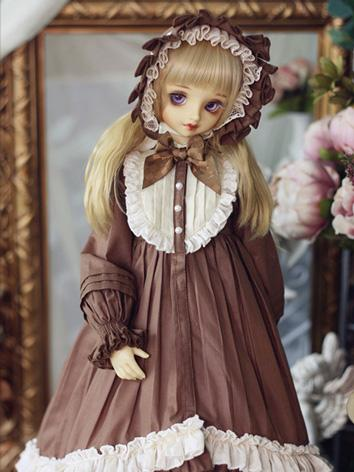 Bjd Clothes Boy/Girl Carame...