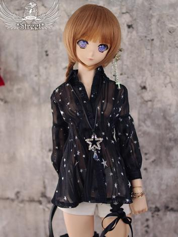 BJD Clothes Girl Shirt and ...