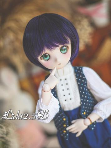 BJD Wig Girl Short Hair [NO...