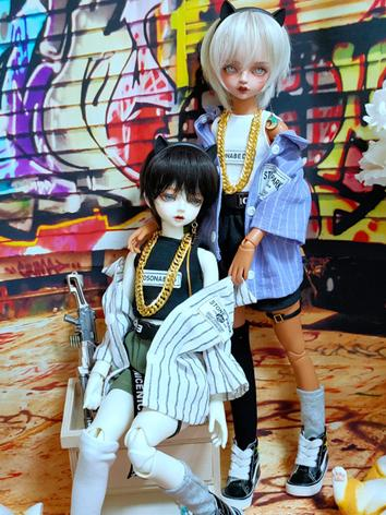 BJD Clothes Boy Daily Outfi...