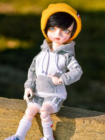 Bjd Clothes Boy Hoodie and ...