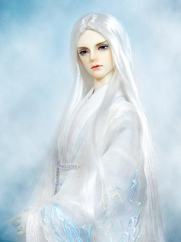 BJD Wig Boy/Girl Long Hair ...