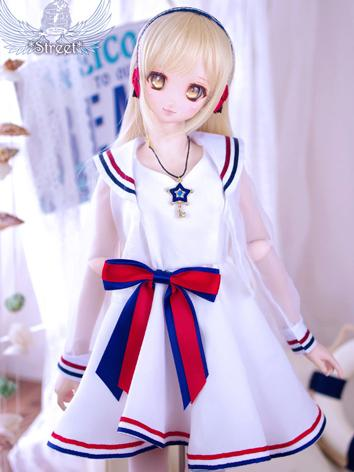 BJD Clothes Girl Coat and W...
