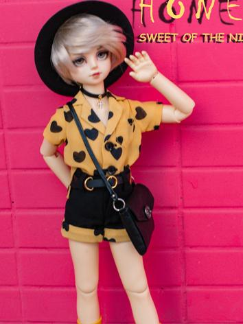 BJD Clothes Boy Shirt and S...