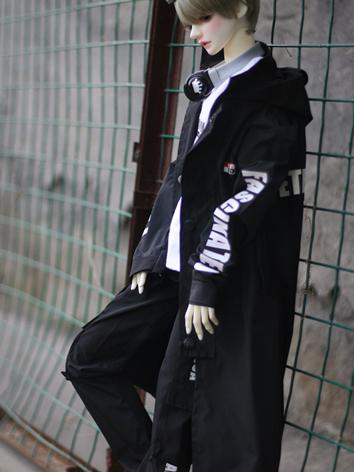 Bjd Clothes Boy Coat A03 for MSD/SD/70CM Ball-jointed Doll