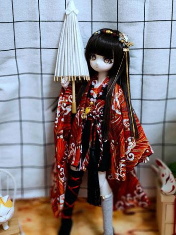BJD Clothes Girl Modern Kim...