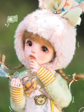 15% OFF Time Limited BJD Peach 30cm Boll-jointed doll