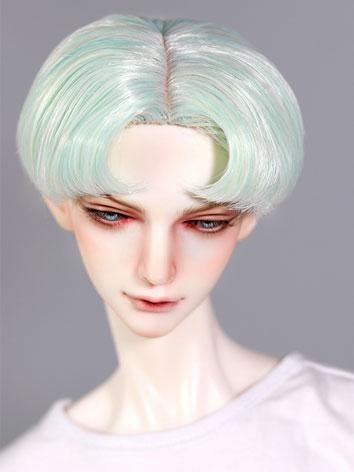 BJD Wig Boy Short Hair Wig for SD Size Ball-jointed Doll