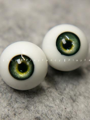 BJD EYES Resin Eyeballs 8mm/10mm/12mm/14mm/16mm/18mm/20mm/22mm Ball Jointed Doll