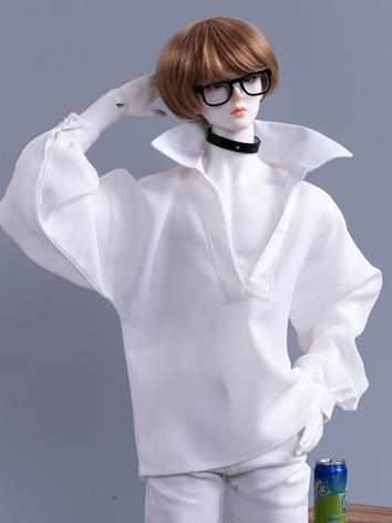 BJD Clothes Chiffon Shirt for MSD/SD/70cm Size Ball-jointed Doll