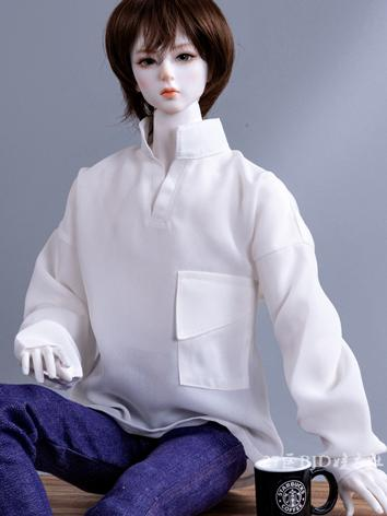 BJD Clothes Chiffon Shirt f...