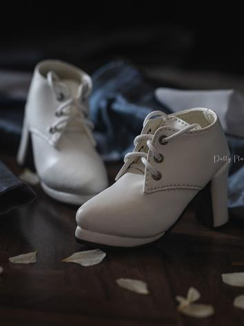 BJD Shoes Girl High-heeled Shoes for SD Size Ball-jointed Doll