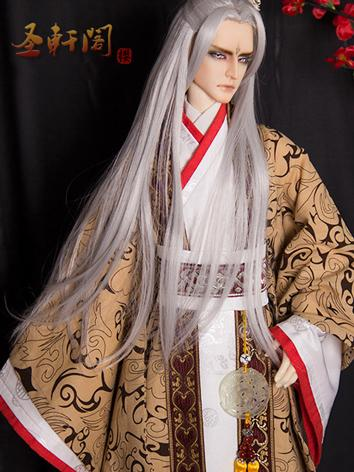 BJD Clothes Chinese Ancient Male Suit【ChangYin】for 70CM Ball-jointed Doll