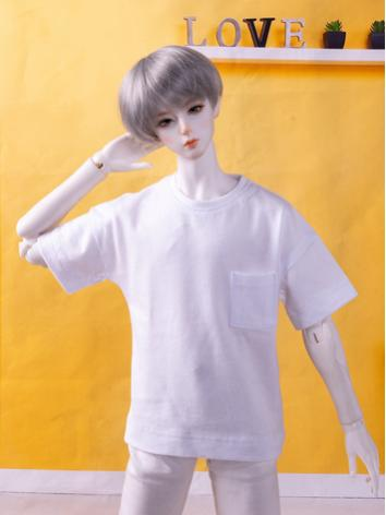 BJD Clothes T-shirt for MSD...