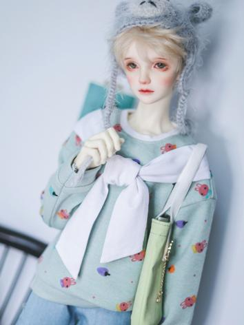 BJD Clothes Long Sleeves T-...