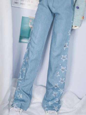 BJD Clothes Jeans A327 for ...