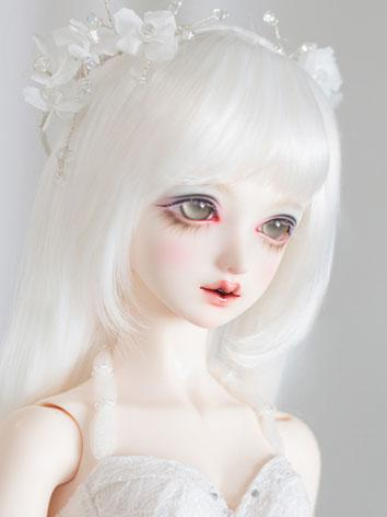 BJD Head ClearQuartz head B...