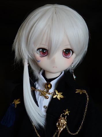 BJD Wig Boy Long Hair for SD Size Ball-jointed Doll