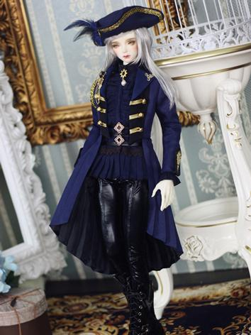 Bjd Clothes Boy Morris Unif...