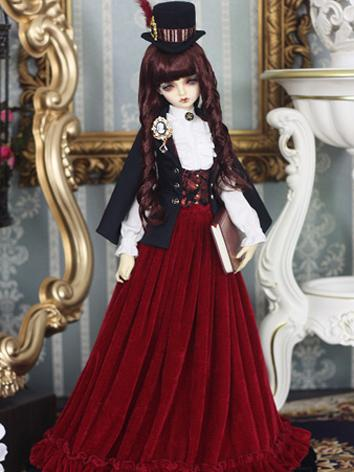 Bjd Clothes Girl The Heires...
