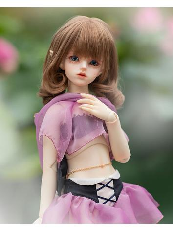 BJD 42cm Elsa Girl Ball Joi...