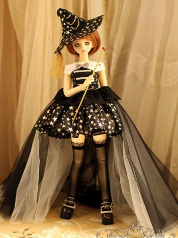 BJD Clothes Girl  Dress The...