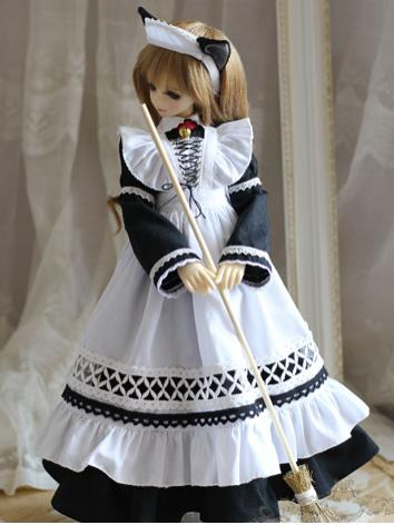 BJD Clothes Girl Dress for ...