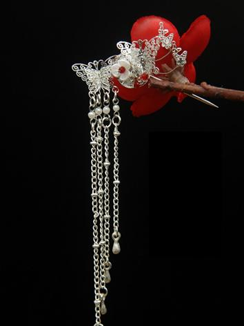 BJD Decoration Ancient Hairpin Hairpiece for SD Size Ball-jointed doll