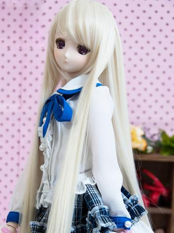 BJD Girl Long Hair Wig for ...