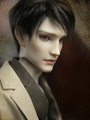 BJD Head Napoleon Head Ball...