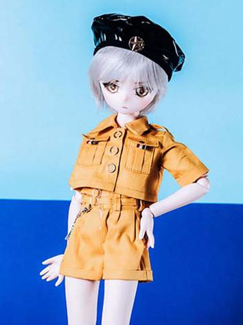 BJD Clothes Girl/Boy Top an...