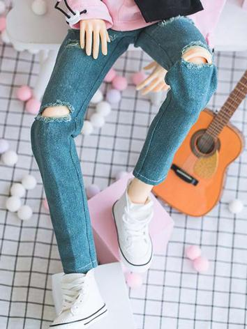 BJD Clothes Girl/Boy Trousers for MSD/SD/70cm Size Ball-jointed Doll
